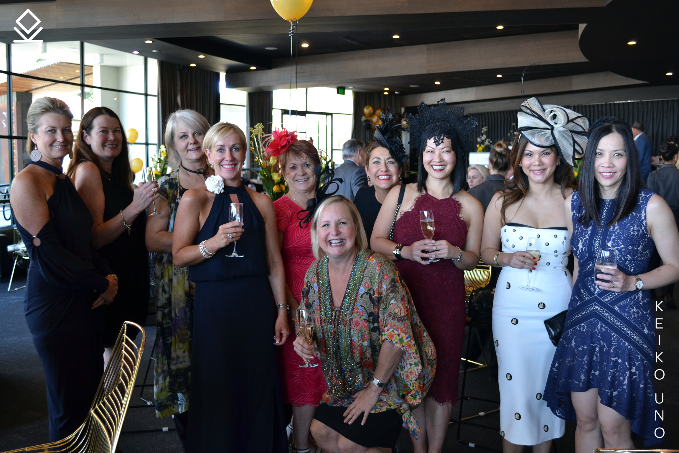 JDRF Melbourne Cup 'Bubbles & Brunch', November 2016