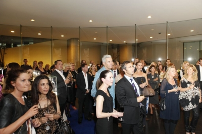 Ocean Intrigue Collection, VIP Launch Party, Nov 2011
