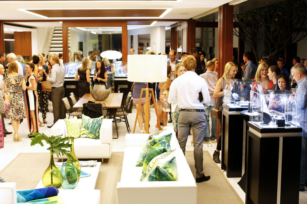 Rockpool Collection, VIP Launch Party, December 2013