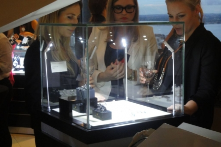 Champagne and Jewellery Event, April 2013