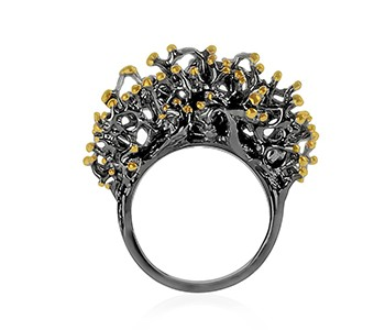 FRAGMENTS-ring-black-yellow